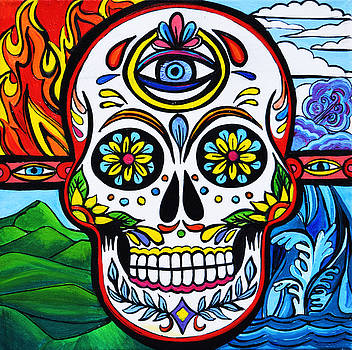 Sugar Skull by Stephen Humphries