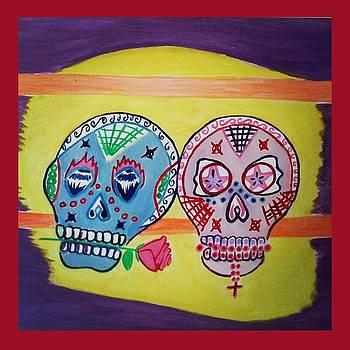 Sugar Skulls by Christopher Hawke