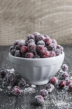 Elena Elisseeva - Sugared cranberries