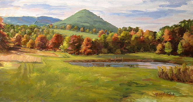 Sugarloaf Mountain by Michele Tokach