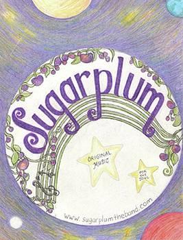 Sugarplum logo by Cynthia Silverman