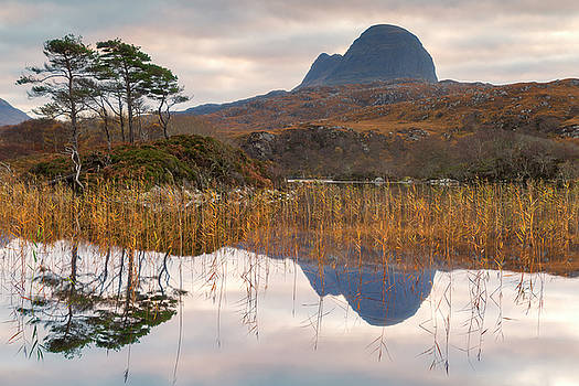 Suilven at Sunrise by Derek Beattie