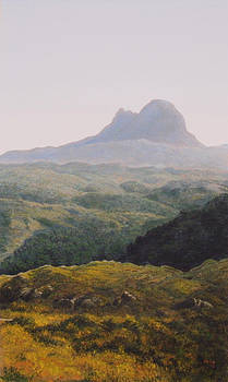 Summer Suilven by Rodger Insh