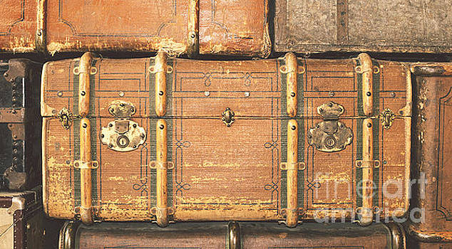 Suitcases  by John S