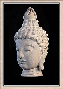 Sukhothai Greeting Card 5 by Terrell Kaucher