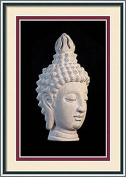 Sukhothai Greeting Card 4 by Terrell Kaucher