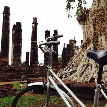 #sukhothai #historical #park , A Place by Kang Choon Wong