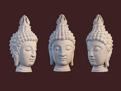 Sukhothai redwood by Terrell Kaucher