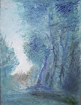 Sulle Soglie Del Bosco by Michel Croteau