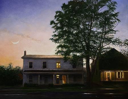 Sullivan Street by Wayne Daniels