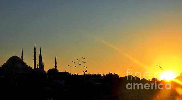 Andrew Dinh - Sultanahmet Sunset