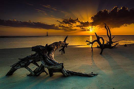 Sultry Sunrise by Steve Hammer