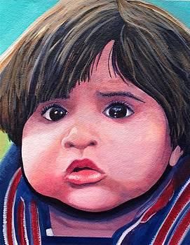 Sulu Baby by Ivy Stevens-Gupta