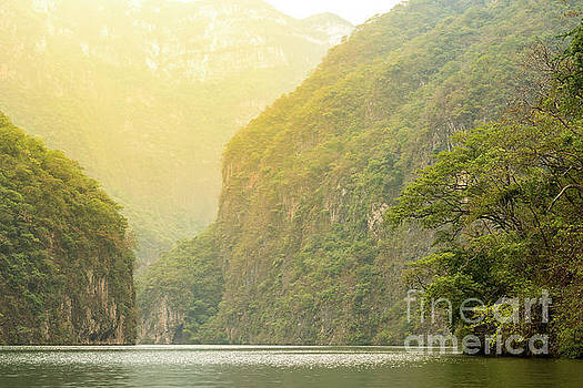 Tim Hester - Sumidero Canyon Mexico
