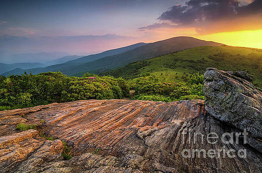 Summer along the Appalachian Trail by Anthony Heflin