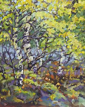 Leona  Fox - Summer Aspens