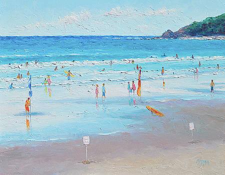 Jan Matson - Summer at Byron Bay