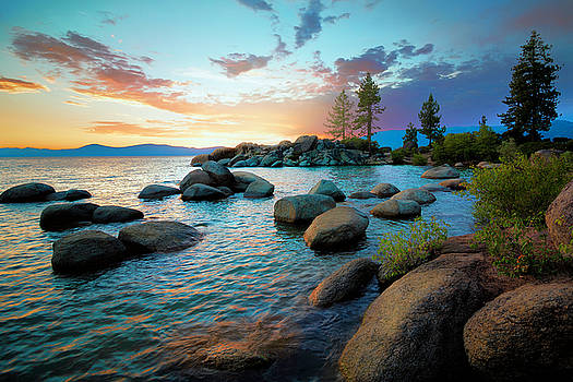 Summer at Tahoe by Andrew Zuber