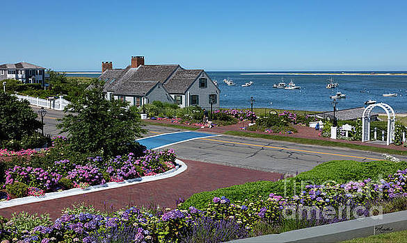 Michelle Constantine - Summer at The Chatham Bars Inn Cape Cod
