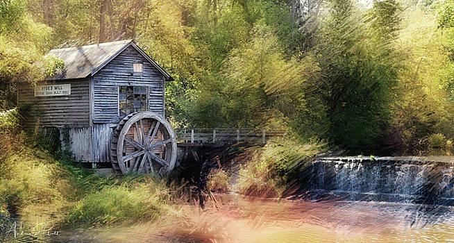 Summer at the Mill by Andrea Platt