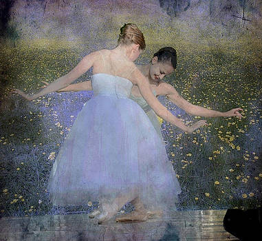 Summer ballet by Alan Mattison