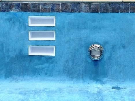 Summer Blues by Anna Villarreal Garbis