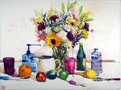 Summer bouquet by Andre MEHU