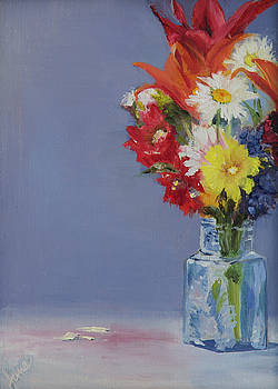 Summer Bouquet by Jane Autry
