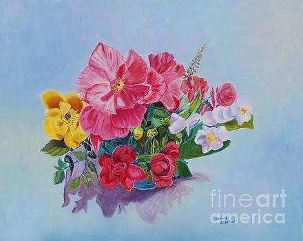 Summer Bouquet by Jeannie Allerton