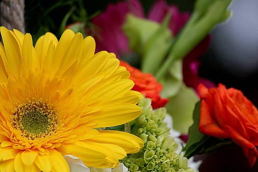 Rosanne Jordan - Summer Bouquet