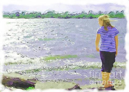 Summer Breeze by Debi Dmytryshyn
