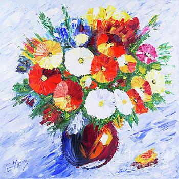 Summer brightness by Ekaterina Molchanova