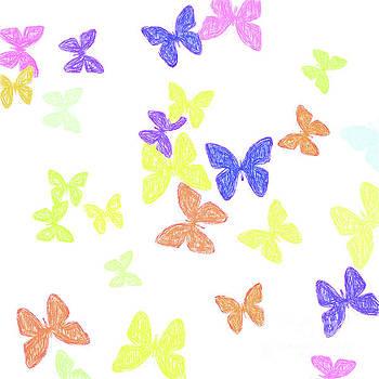 Summer Butterflies by Darren Fisher