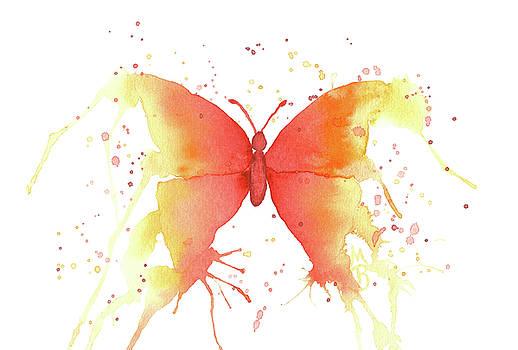 Summer Butterfly by Monica Burnette