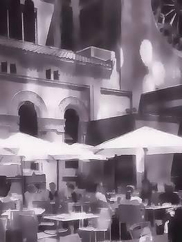 Summer Cafe by Cooky Goldblatt