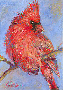 Summer Cardinal by Grace Goodson