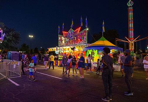 Summer Carnival 2 by Rodney Lee Williams