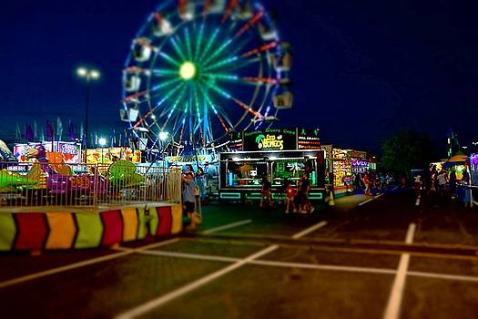 Summer Carnival 6 by Rodney Lee Williams