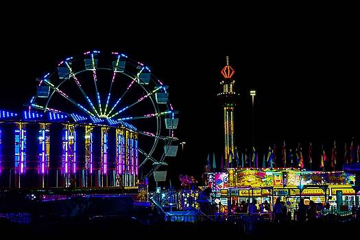 Summer Carnival 8 by Rodney Lee Williams