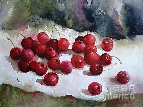 Summer cherries 2 by Elena Oleniuc