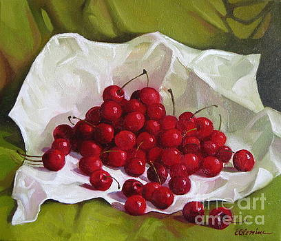 Summer cherries by Elena Oleniuc