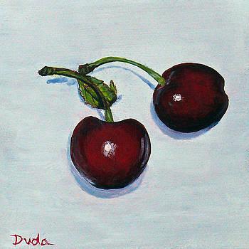 Summer Cherries by Susan Duda