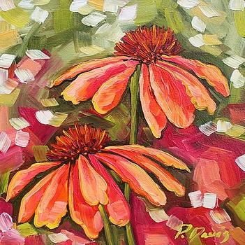 Summer Daisy 1 by Peggy Davis