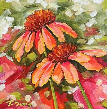 Summer Daisy 2 by Peggy Davis
