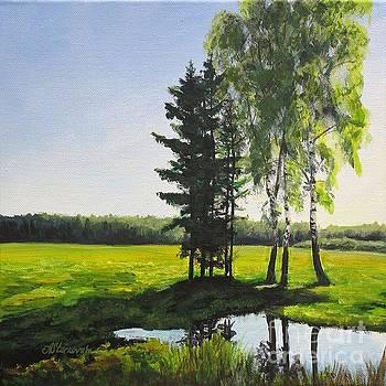 Summer day by Anna Starkova