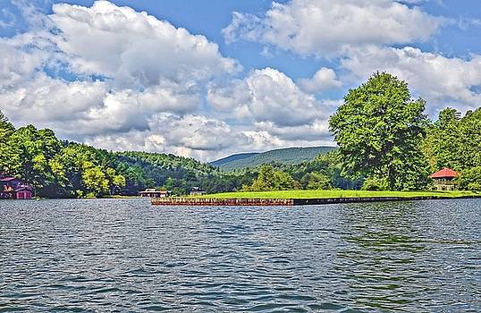 Summer Day at the Lake by Susan Leggett