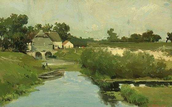 Weissenbruch Johan Hendrik - Summer Day