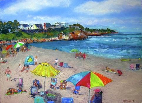 Summer Days by Linda Dessaint