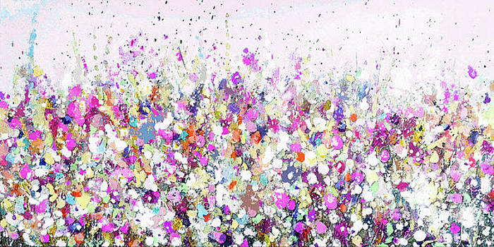 Summer Days Pink by Tracy-Ann Marrison