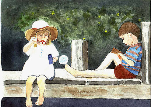 Summer Friends by Jane Croteau